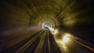 AKTIV-Reportage zum Gotthard-Tunnel