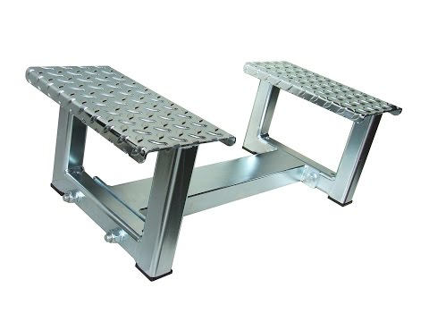 Pedana supporto spotter - Bench Spotter Support