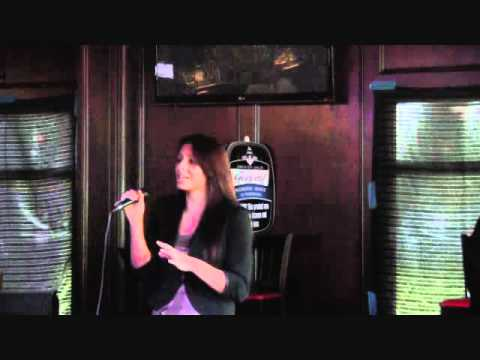 Jennifer Culp - Lights (Journey Cover) Septien Showcase.wmv