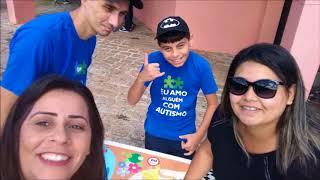 Conscientização do Autismo em Curitiba