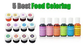 Food Coloring : The Best Food Coloring 2019