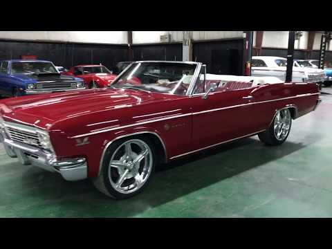 Video of '66 Impala - QYPY