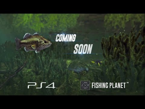 FishingPlanet - PS4 Teaser thumbnail