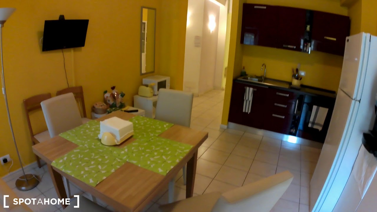 Arte Rent House Spacious Room In 4 Bedroom Apartment In Eur