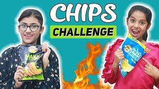 Chips Challenge | SAMREEN ALI