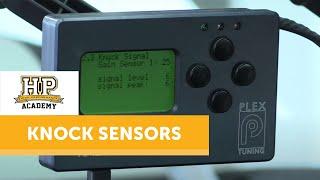 What Is A Knock Sensor? (Detonation, Pinging) [FREE LESSON]