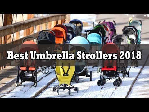 Top 7 Best Umbrella Stroller Reviews 2018 for Travel | Cheap Lightweight by MrSweetReview