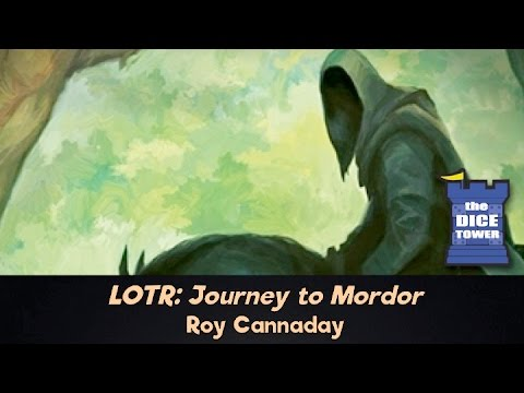 Roy Cannaday reviews LOTR: Journey to Mordor