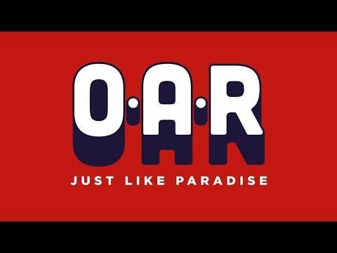Just Like Paradise Lyric Video