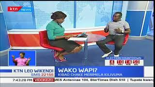 Wako wapi? Msanii kibali chake Merimela, Uncle Konias studioni