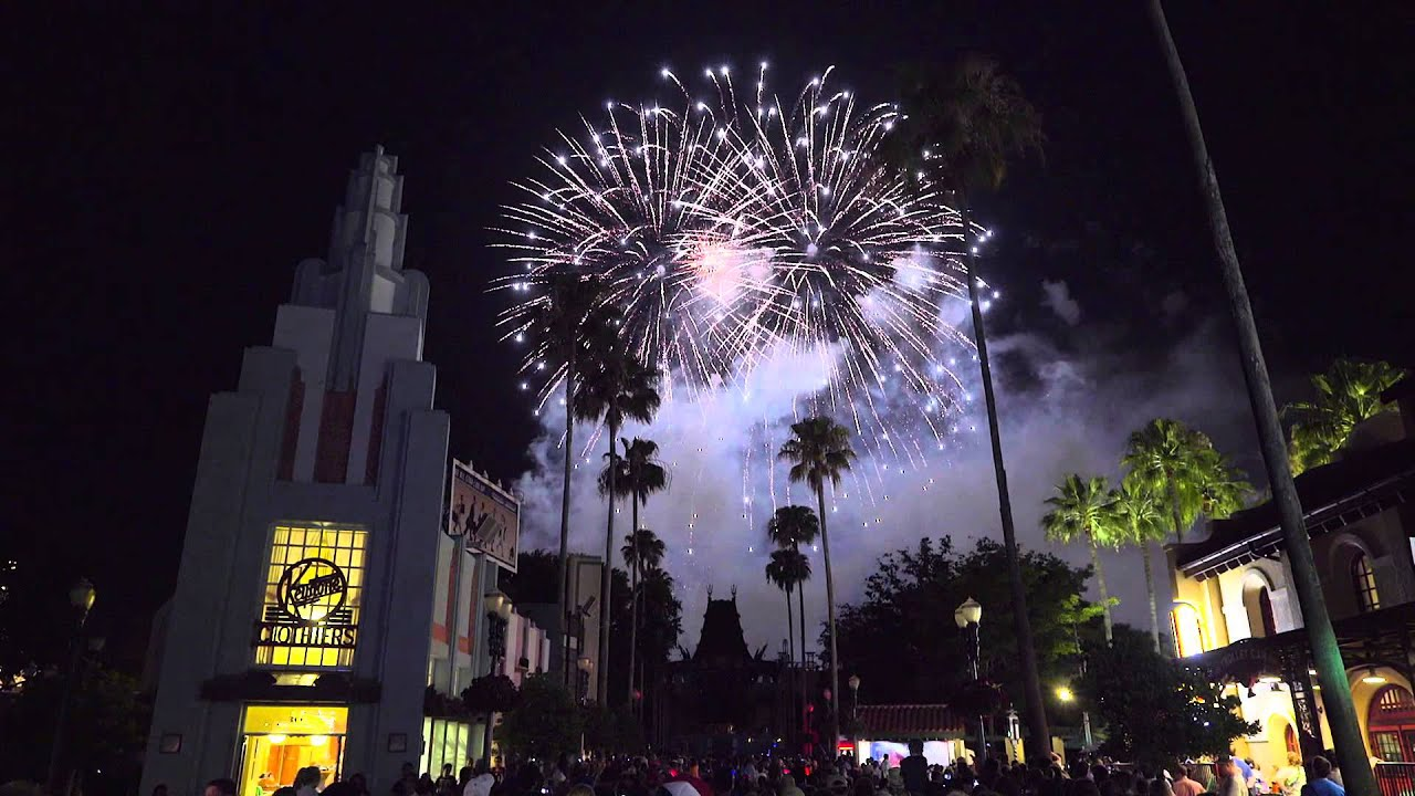 2015 Star Wars Weekends - Symphony in the Star Wars Fireworks
