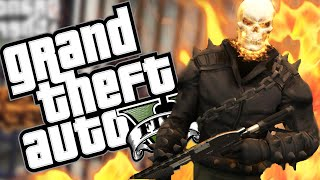 GHOST RIDER : O! | GTA 5 PC MODY