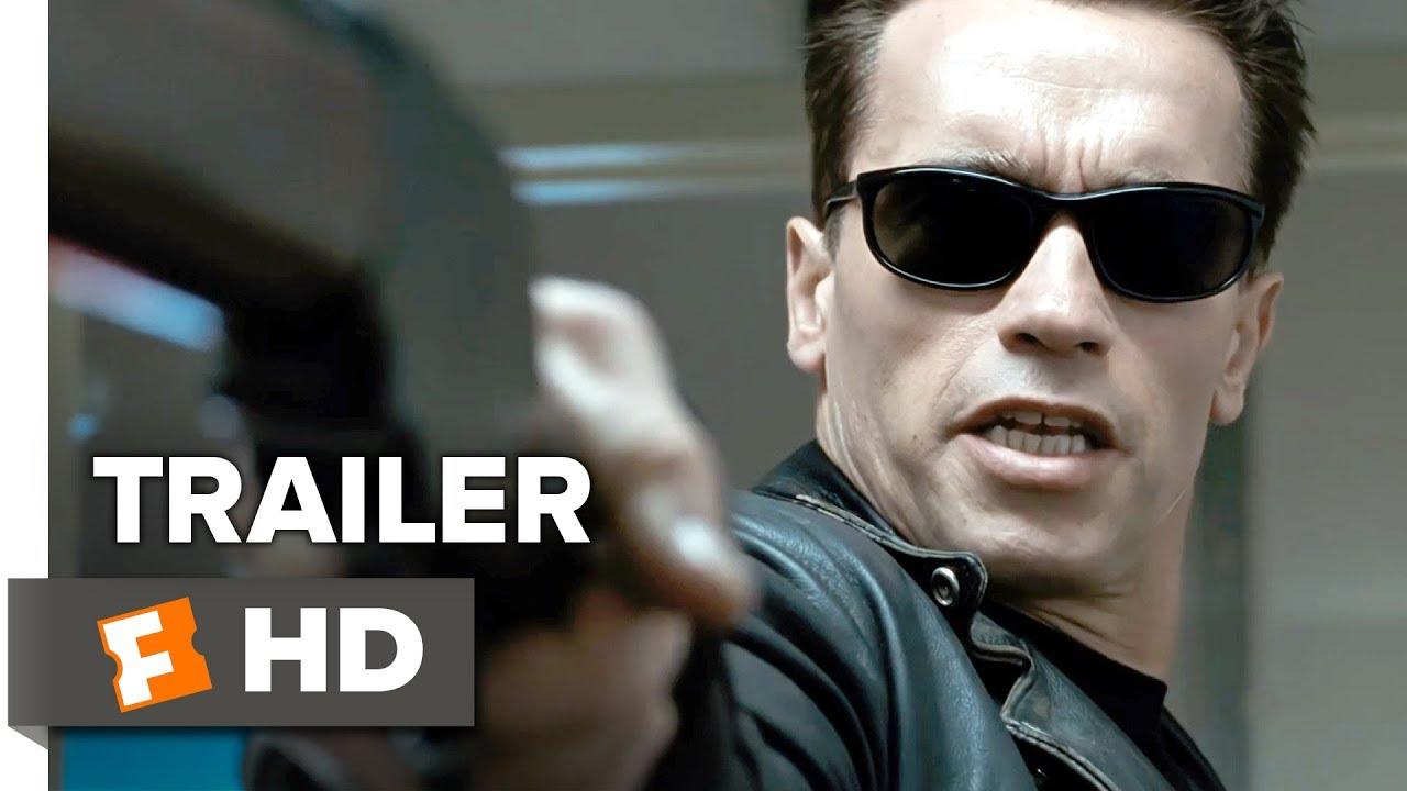 Trailer för Terminator 2: Domedagen