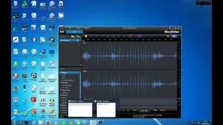 [Tutorial Full HD ] ~ Edit Profesional Audio Dengan Wave Editor