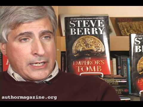 Vidéo de Steve Berry