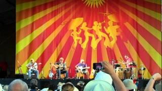 Jimmy Buffett - Last Man Standing - Jazz Fest 5/3/2012
