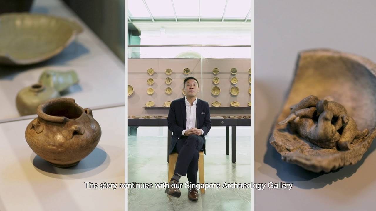 ASIAN CIVILISATIONS MUSEUM video preview