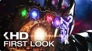 AVENGERS 3: Infinity War First Look