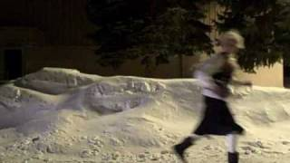 Grandma Got Run Over by a Reindeer music video/christmas extravaganza