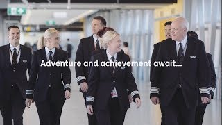 Discover what it's like to work as a pilot at Jetstar