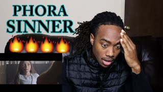 {{REACTION}} Phora   Sinner [OFFICIAL MUSIC VIDEO]