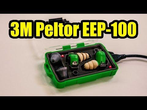 🙉  3M Peltor EEP 100 EU, Elektronische Gehörschutzstöpsel - IWA 2019