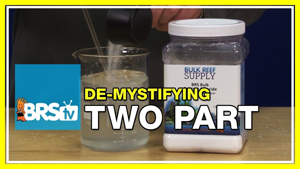 Week 31: Simple 2 part calcium & alkalinity dosing | 52 Weeks of Reefing #BRS160