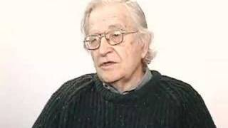 Noam Chomsky: The Israel Palestine Conflict