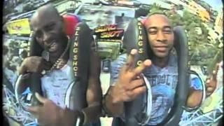 DMX is Scared of Amusement Park Ride HILARIOUS REMIX