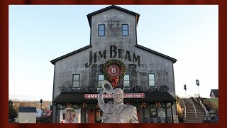 Touring & Tasting At Jim Beam Distillery