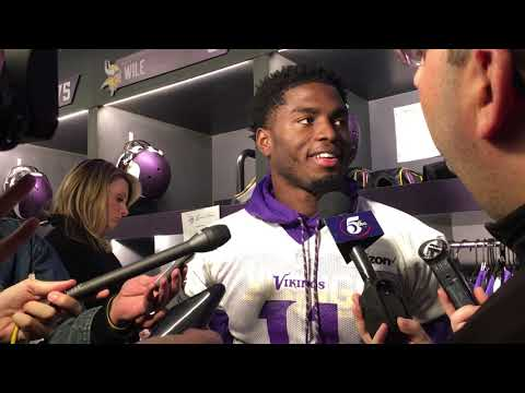11/14/18: Laquon Treadwell on first nine games of the season