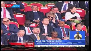 KTN Prime: Opposition Leaders accuse President Uhuru Kenyatta of endorsing impunity in Kenya