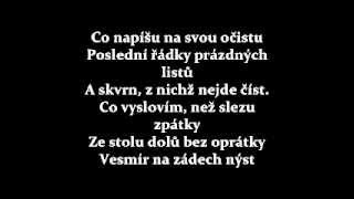 Nebe Padáky - Text
