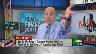 Jim Cramer: How compounding can help you double your money in 7 years
