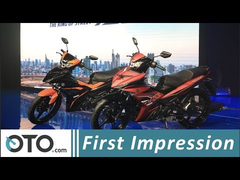 Yamaha MX-King 150 | First Impression | Bebek Sporty di Era Skutik | OTO.com