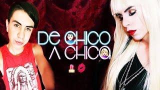 Transformacion de CHICO a CHICA  - Gonzalo soloa