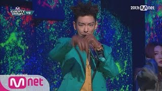 More sticky stage than Chapsal dduck! BIGBANG 'BAE BAE' [M COUNTDOWN] EP.424