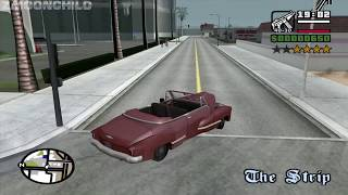 GTA San Andreas - How to do the Pimping Mission at the very beginning of the game