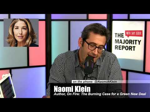 Burning Case for a #GreenNewDeal w/ Naomi Klein, Elif Sarican on Kurds in Syria - MR Live - 10/14/19