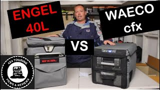 ENGEL 40 ltr vs WAECO CFX 40 ltr fridge comparison