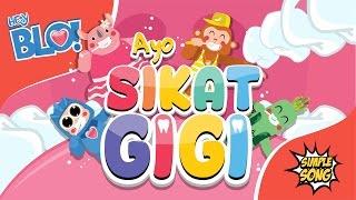 Ayo Sikat Gigi - Lagu Anak | HEY BLO