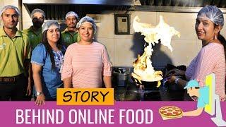 ONLINE FOOD? Secret Of Online Food Orders | #Culinate #Vlog #CookWithNisha