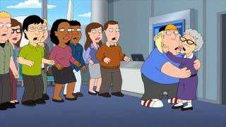 Family Guy - Chris's Old Job