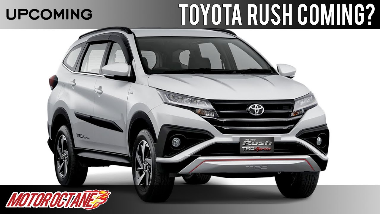 Motoroctane Youtube Video - Toyota Rush/C-HR coming? Rs 12 lakh SUV | Hindi | MotorOctane
