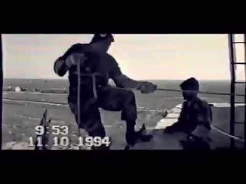 1994'de Azerbaycan Askerlerine Eğitim Veren ve Cepheye Giden İranlı Komutanlar