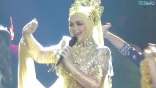 Lagu BADARSILA Pembukaan Konsert Siti Nurhaliza On Tour Kuala Lumpur