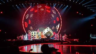 Katy Perry -Roulette- Live @ The O2 London