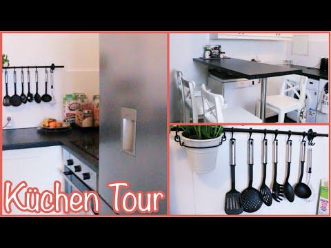 KÜCHEN TOUR U0026 Ikea Küchen ERFAHRUNG #KisusHomeDiary