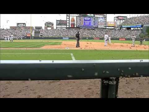 Things Get Buzzy at Coors Field