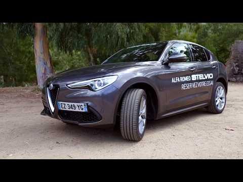 VIDEO. Essai moteur : Stelvio, une entrée réussie pour Alfa Romeo chez les SUV